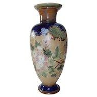 Large Royal Doulton vase 1910