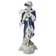 German porcelain figurine 1910 Thuringia