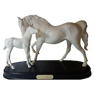 "Royal Doulton ""Spirit of Affection"" horse group"