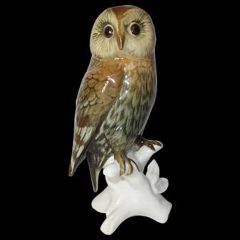 Karl Ens Tawny Owl Figure