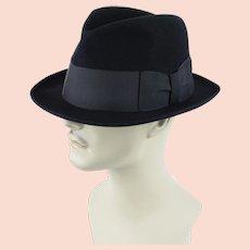 c859f7eabd7839 Men's Elgin Trilby Wool Tweed Hat Sz 7 1/2 : Antiques On Ascot ...