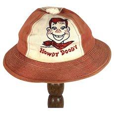 1950s Howdy Doody Dixie Cap