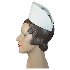 1960s Kays Nursing Cap in Case