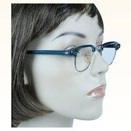 1950s Vintage Eyewear Midcentury G Man Universal Eyeglasses Deadstock