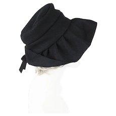 2a453c44a92 Vintage Women's Vintage Fashion Hats | Ruby Lane - Page 47