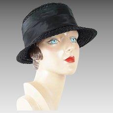 Vintage 1970s Gwen Pennington Kashmir Fedora Hat   My Vintage ... 961dce3e744e