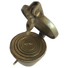 Brass Weight Set