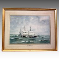 E.C. Tuffnell, Clipper ship ' Surprise'