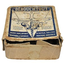 French Debouchtout boxed Corkscrew