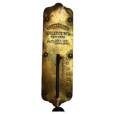 Chatillon's  balance scale # 2