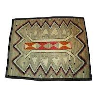 1890's Navajo Rug