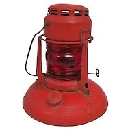 "Dietz No. 40 Traffic Gard Lantern - 8"" Tall"