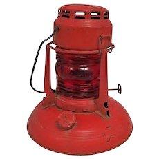 "Dietz No. 40 Traffic Gard Lantern - 8"" Tall"