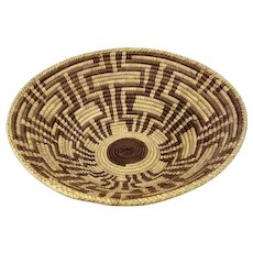 "Large Pakistan Coil Basket - 13 3/4"" Diameter"