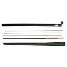 """Lot #212 -Phillipson """"Paragon"""" 3PC Bamboo Fly Rod w/Extra Tip - 8 1/2 Ft"""