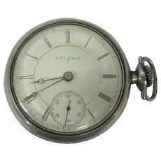 Lot #911 Elgin Pocket Watch - Great Working Condition