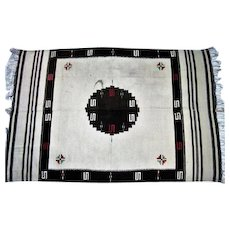 "Navajo Rug - Tight Weave - 75"" Long"