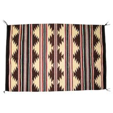 Navajo Rug - Wide Ruins - w/Certificate of Genuineness by Elsie A. Begay AZ
