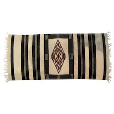 "Navajo Saddle Blanket - 56"" Long"