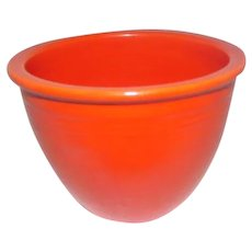 Old Fiesta #1 Mixing Bowl - Red