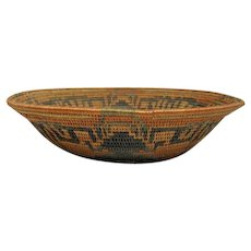 Philippines 1920-21 Basket By Evelyn (Pillsbury) Sodenberg