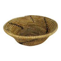 "Pima Basket - 2 1/4"" tall and 6 1/2"" diameter"
