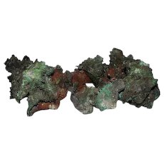 Rare! Large Natural Formed Copper Nugget Specimen - 19.8 LBS