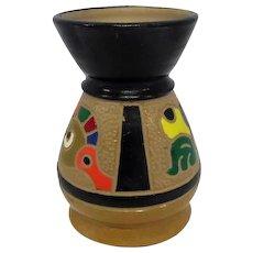 """Roseville Mostique Vase - 6 3/4"""" Tall"""