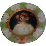 Vienna Art Plate - 1907 The Harvard Brewing Co. - Lowell, Mass.