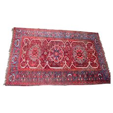"""Lot #23A - Large Persian Wool Rug - 105"""" x 65"""""""