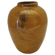 "Anna Van Briggle Original Vase - 5 1/4"" Tall"