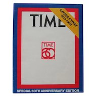 Special 60th Anniversary Edition - TIME Cover Story - 1923-1982