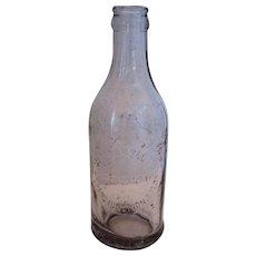 Western Slope Bottling Works - Grand Junction, Colorado Bottle