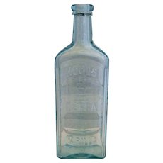 C.A. Lammers Denver, Colorado - Aqua Bottle
