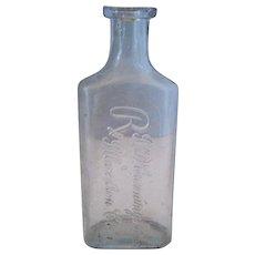 Rx L. D. Cunningham - Silverton, Colorado Bottle