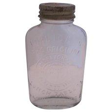 Horlick's Lunch Tablets - Malted Milk Bottle w/Lid