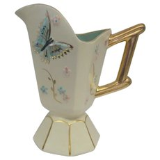 "Hull USA B11 1956 Pitcher - 8 3/4"" Tall"