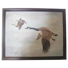 Chesebrough - Oil on Canvas