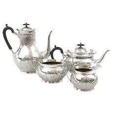 Elkington Silver Plate Tea and Coffee Set