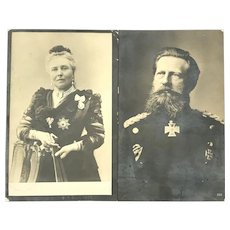 Empress Victoria & Friedrich III Germany Photos