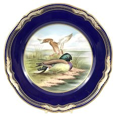Modern Spode Collectors' Plate, Mallards
