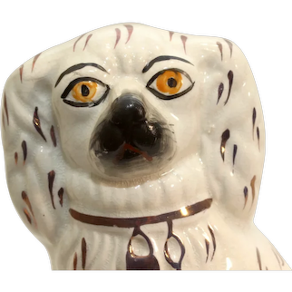 English Dog, ,English Figurine, Made in England, Collectible, Gift, Girl, Mom, Dog Lover, High End