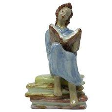 Hungarian Art Deco Figurine of Woman