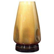 Art Nouveau Vase by Clement Massier and Levy-Dhurmer