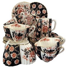 Wileman complete Tea-Set for 6