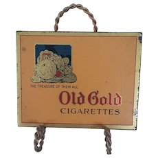 Old Gold Cigarette Case