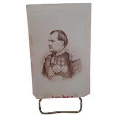 CDV Prince Napoleon Jerome