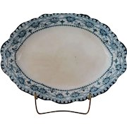 MALTESE Platter by J.H. Weatherby