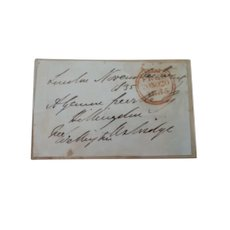Autograph Front of Envelope Addressed by Arthur Wellesley, First Duke of Wellington, November, 1835