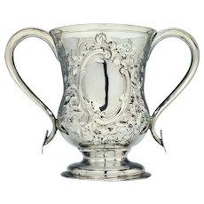 George III Silver Loving Cup Newcastle 1803